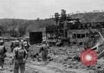 Image of 305th Infantry 77th Division Yuza Okinawa Ryukyu Islands, 1945, second 13 stock footage video 65675052954