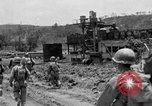 Image of 305th Infantry 77th Division Yuza Okinawa Ryukyu Islands, 1945, second 14 stock footage video 65675052954