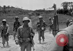 Image of 305th Infantry 77th Division Yuza Okinawa Ryukyu Islands, 1945, second 15 stock footage video 65675052954