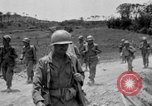 Image of 305th Infantry 77th Division Yuza Okinawa Ryukyu Islands, 1945, second 16 stock footage video 65675052954