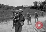 Image of 305th Infantry 77th Division Yuza Okinawa Ryukyu Islands, 1945, second 18 stock footage video 65675052954