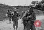 Image of 305th Infantry 77th Division Yuza Okinawa Ryukyu Islands, 1945, second 19 stock footage video 65675052954