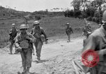 Image of 305th Infantry 77th Division Yuza Okinawa Ryukyu Islands, 1945, second 22 stock footage video 65675052954