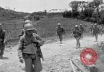 Image of 305th Infantry 77th Division Yuza Okinawa Ryukyu Islands, 1945, second 23 stock footage video 65675052954