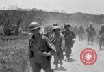 Image of 305th Infantry 77th Division Yuza Okinawa Ryukyu Islands, 1945, second 37 stock footage video 65675052954