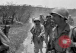 Image of 305th Infantry 77th Division Yuza Okinawa Ryukyu Islands, 1945, second 38 stock footage video 65675052954