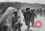 Image of 305th Infantry 77th Division Yuza Okinawa Ryukyu Islands, 1945, second 39 stock footage video 65675052954