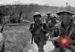 Image of 305th Infantry 77th Division Yuza Okinawa Ryukyu Islands, 1945, second 40 stock footage video 65675052954