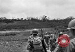 Image of 305th Infantry 77th Division Yuza Okinawa Ryukyu Islands, 1945, second 44 stock footage video 65675052954