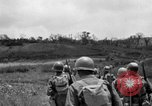 Image of 305th Infantry 77th Division Yuza Okinawa Ryukyu Islands, 1945, second 45 stock footage video 65675052954
