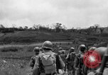 Image of 305th Infantry 77th Division Yuza Okinawa Ryukyu Islands, 1945, second 46 stock footage video 65675052954
