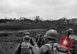Image of 305th Infantry 77th Division Yuza Okinawa Ryukyu Islands, 1945, second 48 stock footage video 65675052954