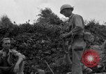 Image of 305th Infantry 77th Division Yuza Okinawa Ryukyu Islands, 1945, second 20 stock footage video 65675052955