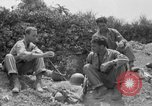 Image of 305th Infantry 77th Division Yuza Okinawa Ryukyu Islands, 1945, second 49 stock footage video 65675052955