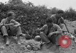 Image of 305th Infantry 77th Division Yuza Okinawa Ryukyu Islands, 1945, second 52 stock footage video 65675052955