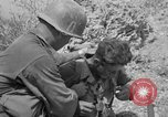 Image of 305th Infantry 77th Division Yuza Okinawa Ryukyu Islands, 1945, second 16 stock footage video 65675052958