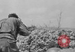Image of 305th Infantry 77th Division Yuza Okinawa Ryukyu Islands, 1945, second 20 stock footage video 65675052958