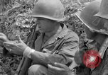 Image of 305th Infantry 77th Division Yuza Okinawa Ryukyu Islands, 1945, second 34 stock footage video 65675052958