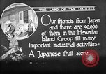 Image of Japanese people Hawaii USA, 1919, second 2 stock footage video 65675052976