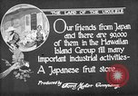 Image of Japanese people Hawaii USA, 1919, second 3 stock footage video 65675052976