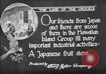 Image of Japanese people Hawaii USA, 1919, second 4 stock footage video 65675052976