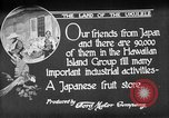 Image of Japanese people Hawaii USA, 1919, second 13 stock footage video 65675052976