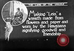 Image of Japanese people Hawaii USA, 1919, second 22 stock footage video 65675052976