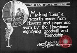 Image of Japanese people Hawaii USA, 1919, second 23 stock footage video 65675052976