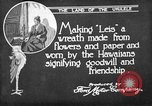 Image of Japanese people Hawaii USA, 1919, second 25 stock footage video 65675052976