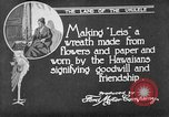 Image of Japanese people Hawaii USA, 1919, second 28 stock footage video 65675052976