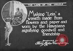 Image of Japanese people Hawaii USA, 1919, second 29 stock footage video 65675052976