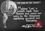 Image of Japanese people Hawaii USA, 1919, second 32 stock footage video 65675052976