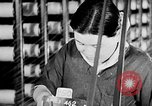 Image of Japanese women Japan, 1943, second 13 stock footage video 65675052996