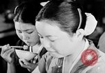 Image of Japanese women Japan, 1943, second 44 stock footage video 65675052996