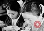 Image of Japanese women Japan, 1943, second 46 stock footage video 65675052996
