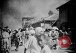 Image of Japanese civilians Tokyo Japan, 1923, second 11 stock footage video 65675053001