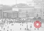 Image of Brandenburg Gate Berlin Germany, 1923, second 13 stock footage video 65675053004