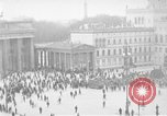 Image of Brandenburg Gate Berlin Germany, 1923, second 14 stock footage video 65675053004