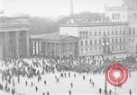 Image of Brandenburg Gate Berlin Germany, 1923, second 15 stock footage video 65675053004