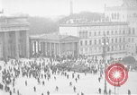 Image of Brandenburg Gate Berlin Germany, 1923, second 17 stock footage video 65675053004