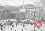 Image of Brandenburg Gate Berlin Germany, 1923, second 18 stock footage video 65675053004