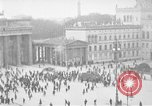 Image of Brandenburg Gate Berlin Germany, 1923, second 19 stock footage video 65675053004