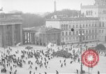 Image of Brandenburg Gate Berlin Germany, 1923, second 20 stock footage video 65675053004