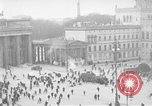 Image of Brandenburg Gate Berlin Germany, 1923, second 21 stock footage video 65675053004