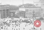 Image of Brandenburg Gate Berlin Germany, 1923, second 32 stock footage video 65675053004