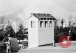 Image of catastrophic fire Berkeley California USA, 1923, second 19 stock footage video 65675053006