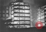 Image of catastrophic fire Berkeley California USA, 1923, second 39 stock footage video 65675053006