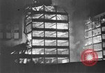 Image of catastrophic fire Berkeley California USA, 1923, second 40 stock footage video 65675053006