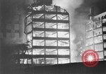Image of catastrophic fire Berkeley California USA, 1923, second 43 stock footage video 65675053006
