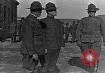 Image of Colonel Henry D. Styer Vladivostok Russia, 1918, second 41 stock footage video 65675053023
